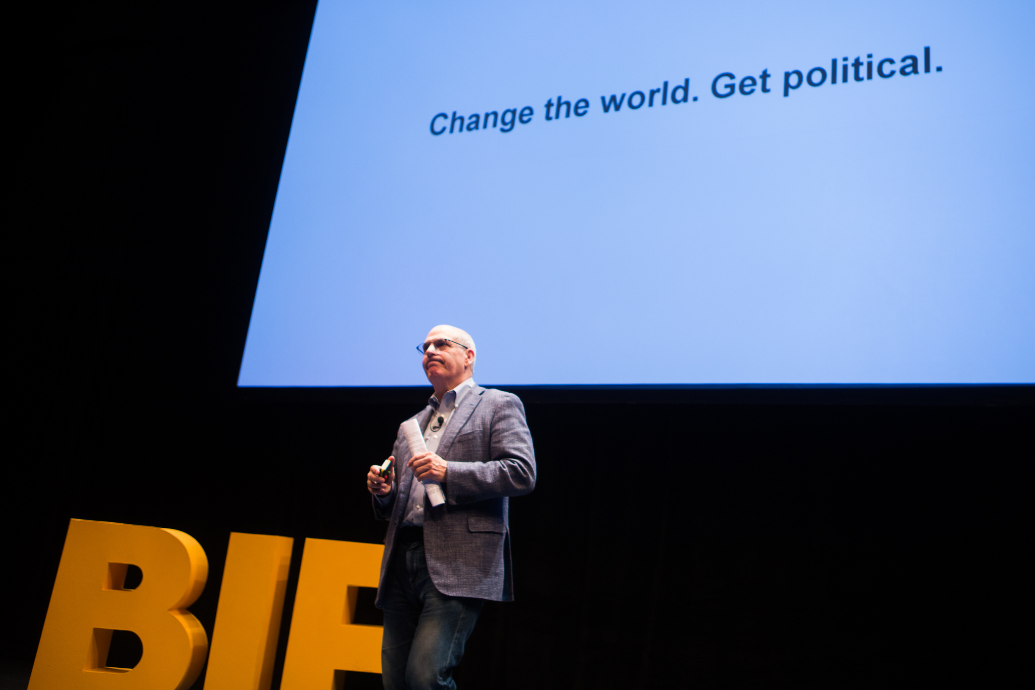 Alan Webber at BIF2017