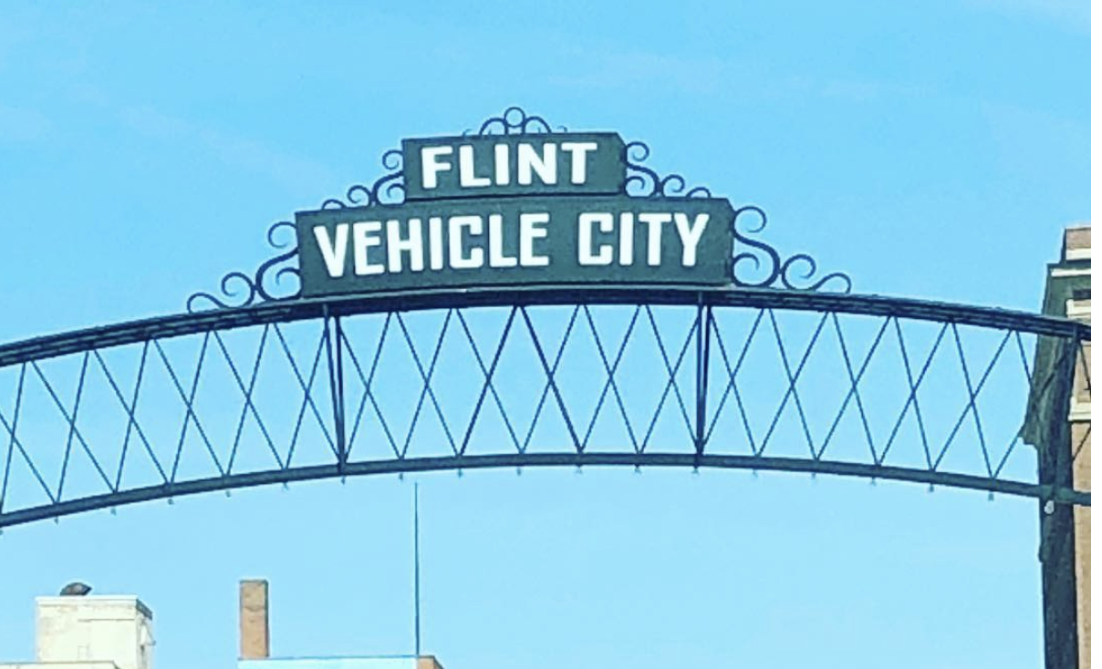 Flint, Vehicle City, Detroit, Michican