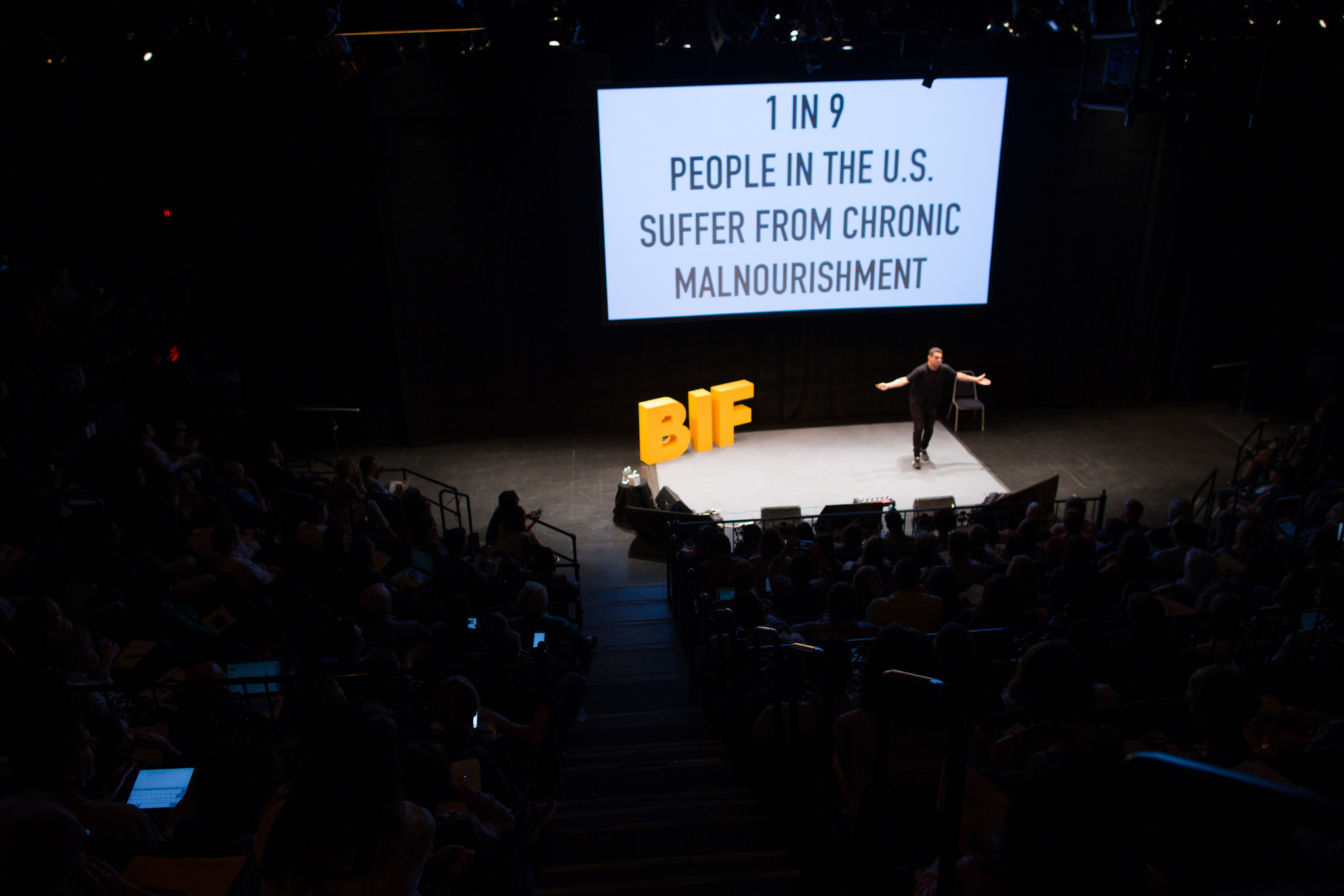Mark Brand at BIF2017